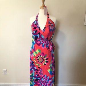 Julie Brown Maxi Dress